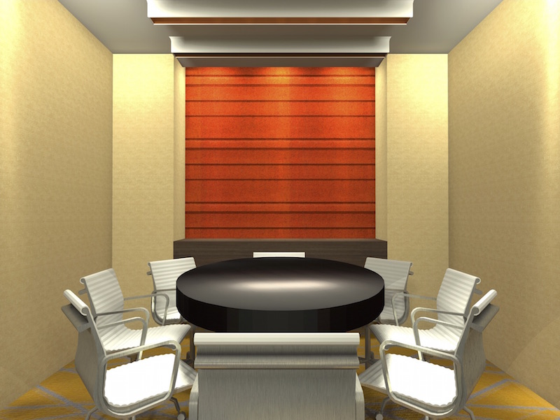 Conference room at Park Chelsea