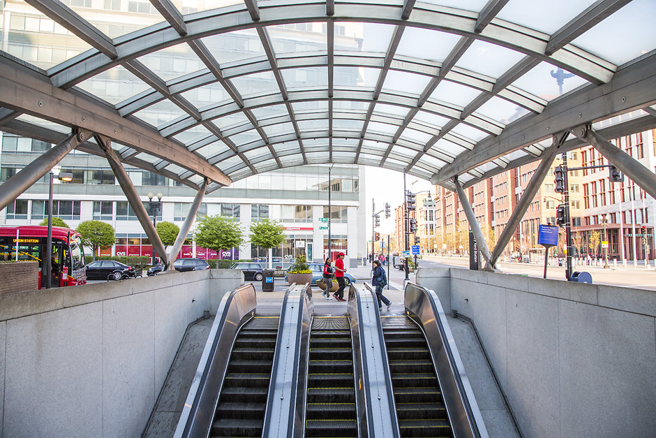 Before you sign the lease | Navy Yard Metro Station | Public Transportation options nearby