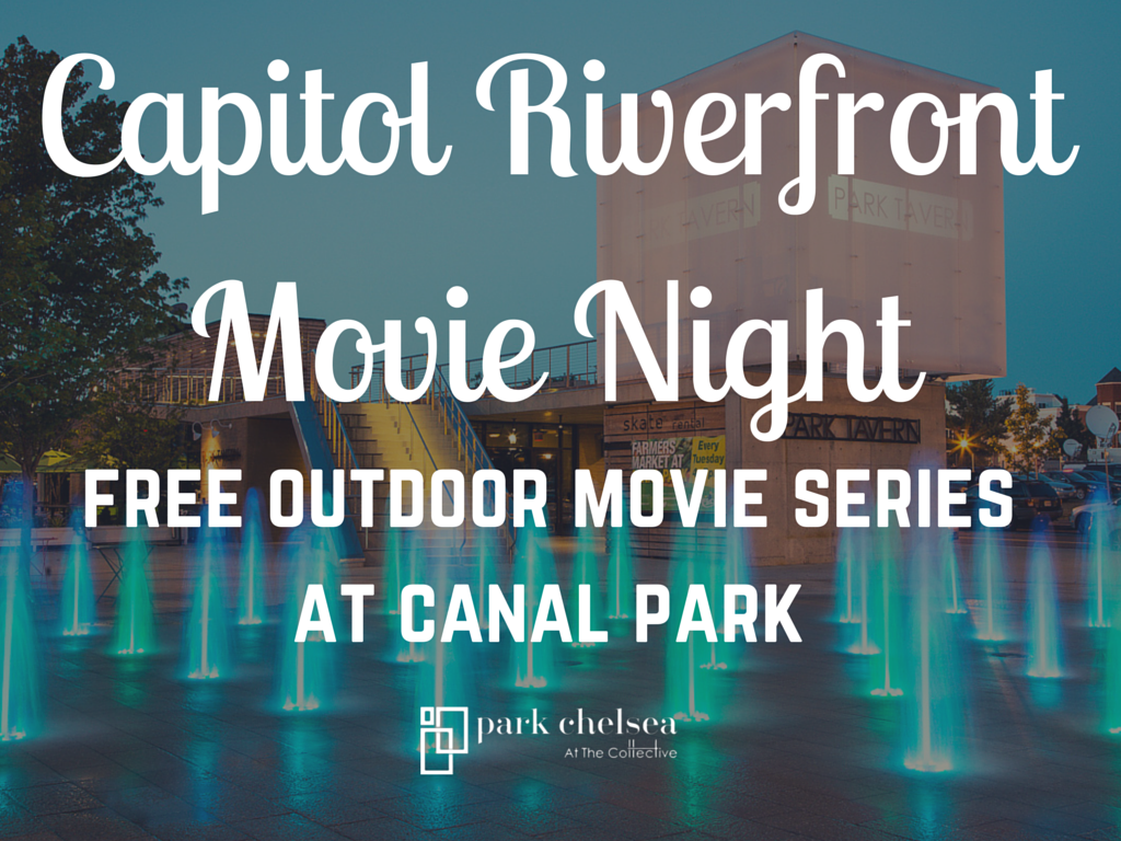 Capitol Riverfront Free Outdoor Movie Series | Canal Park in Southeast Washington DC