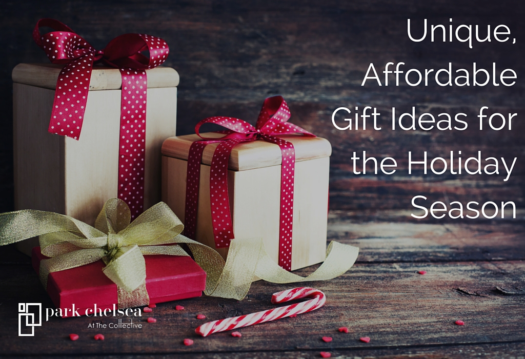 Unique, Affordable Gift Ideas for the Holiday Season