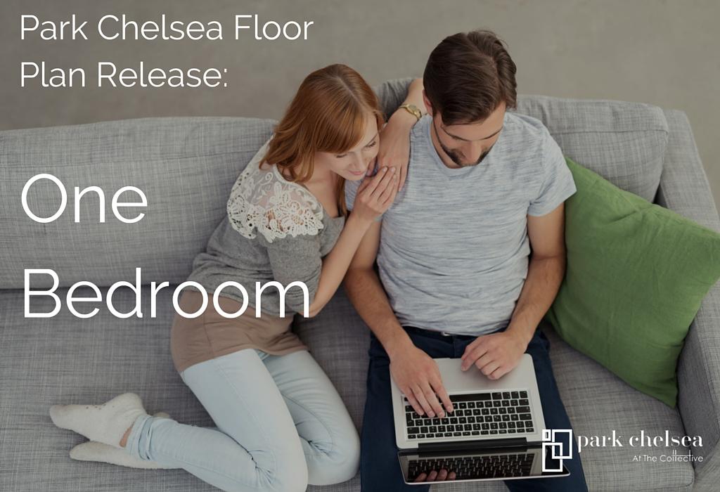 Park Chelsea Floor Plan Release: One Bedroom