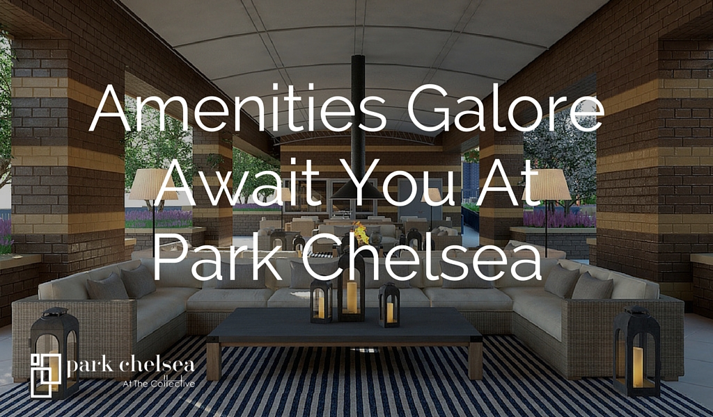 Park Chelsea Apartments |Capitol Riverfront, Washington DC | List of Amenities