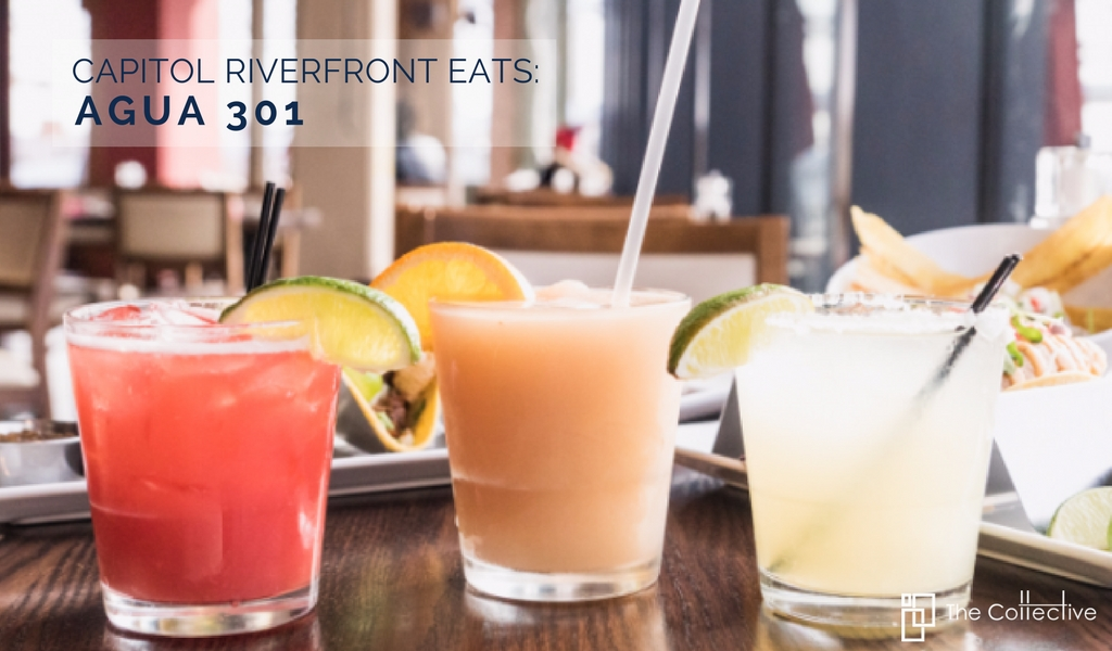Capitol Riverfront Eats | Agua 301 | Mexican Restaurants DC