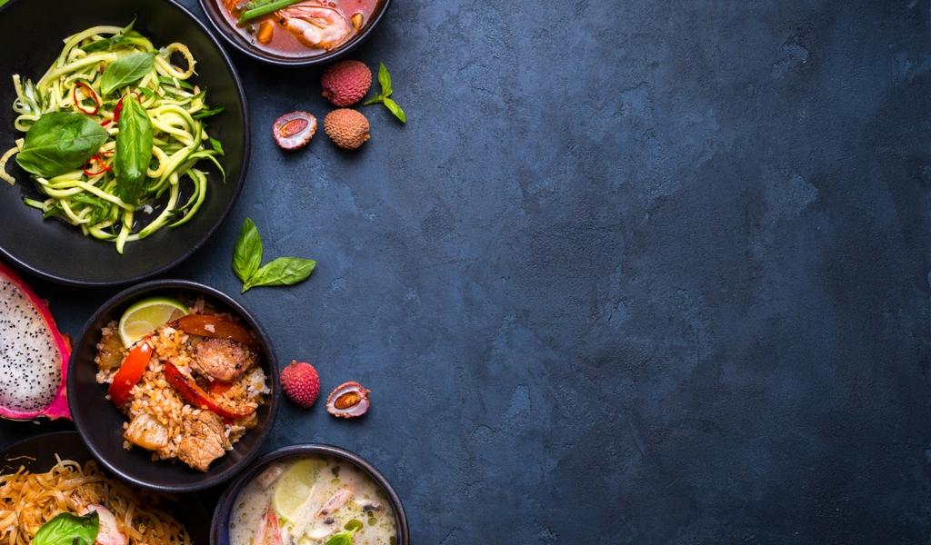 Capitol Riverfront Eats: Kruba Thai & Sushi