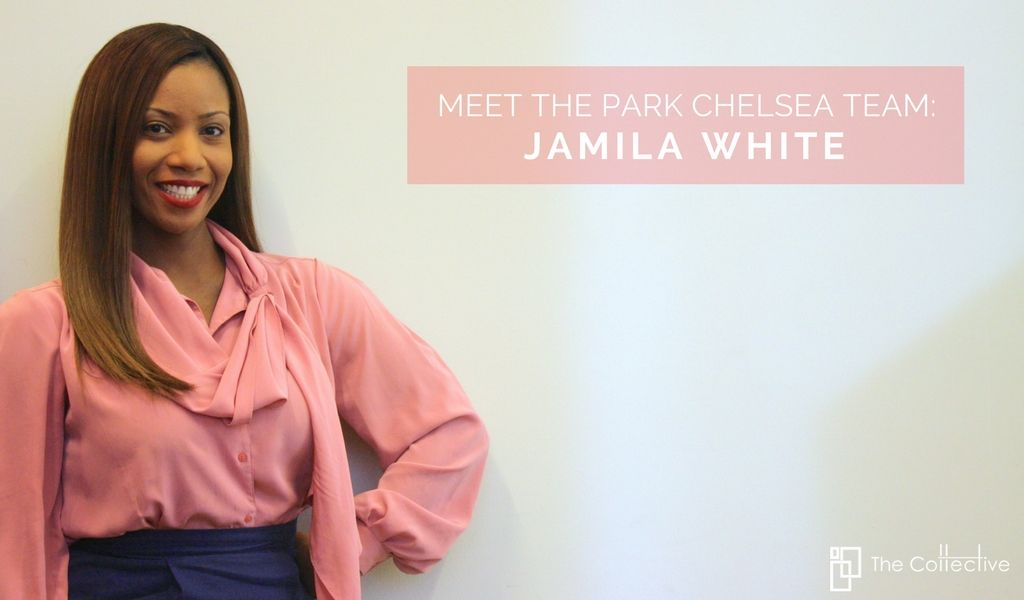 Meet The Park Chelsea Team: Jamila White