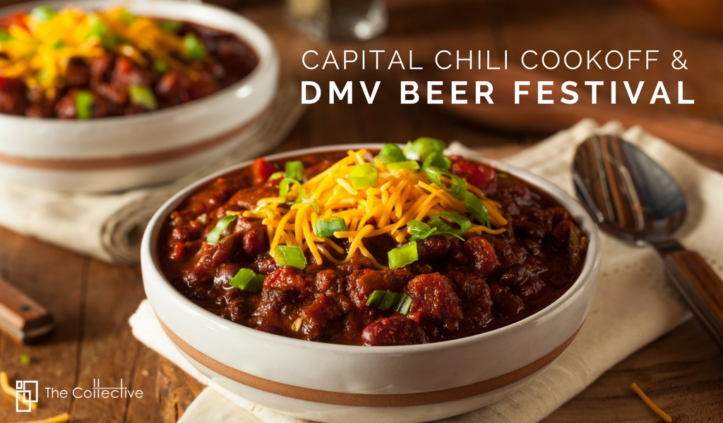 Capital Chili Cookoff & DMV Beer Festival