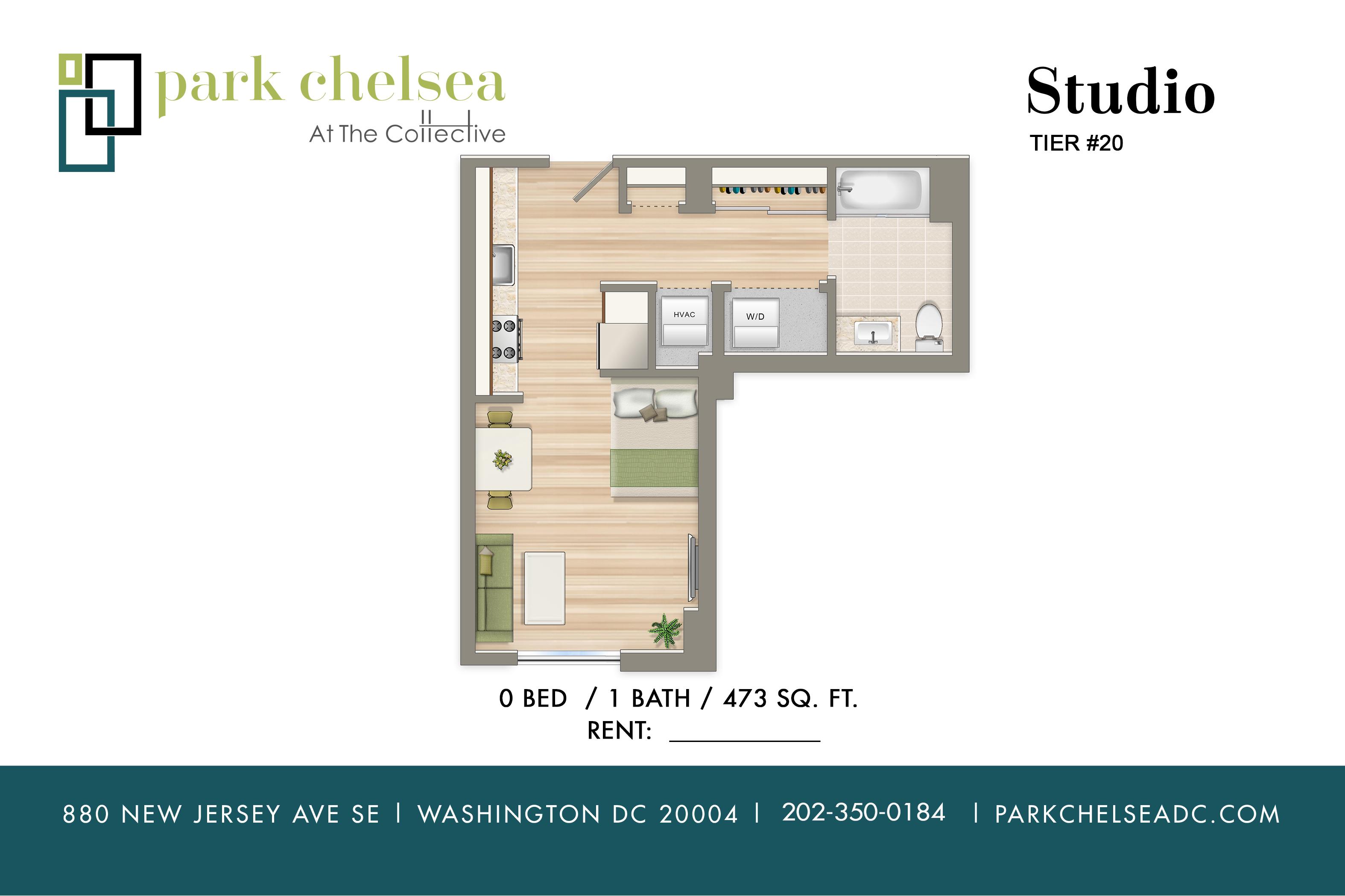 Park Chelsea Studio C