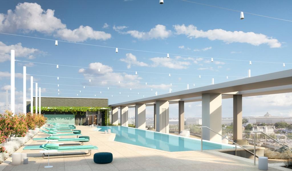 Agora Apartments | Brand New Luxury Apartments in Washington, DC